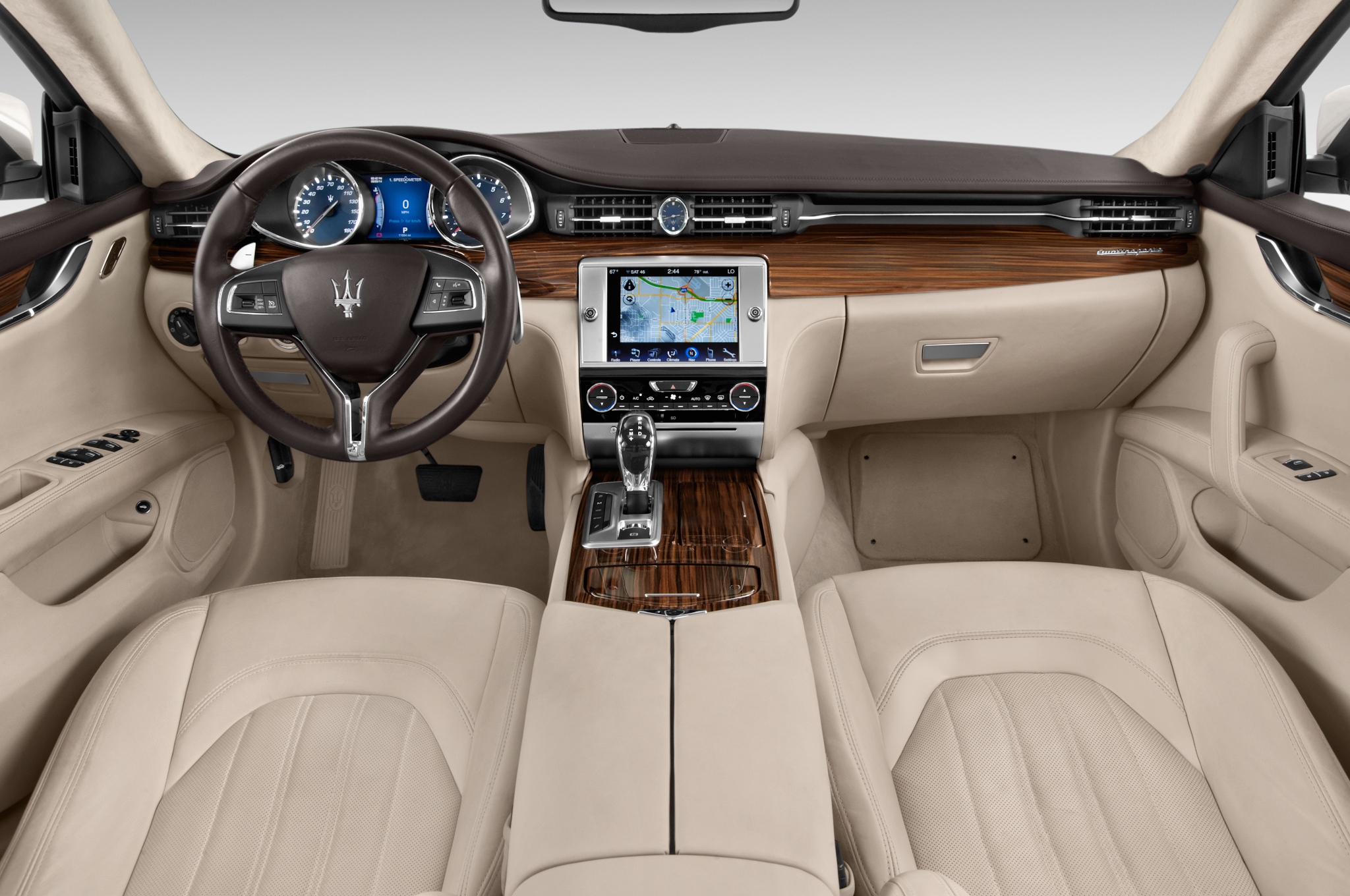 2015-maserati-quattroporte-sq4-sedan-dashboard