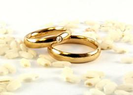 Fedi per gli sposi