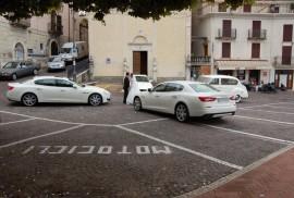 Maserati e rolls royce